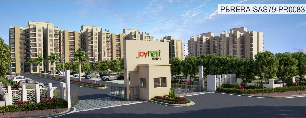 Affordable Apartments in Mohali