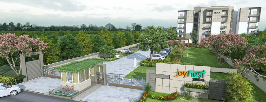 3 BHK Flats in Zirakpur