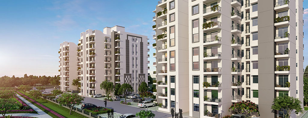 3 BHK Apartments in Mohali