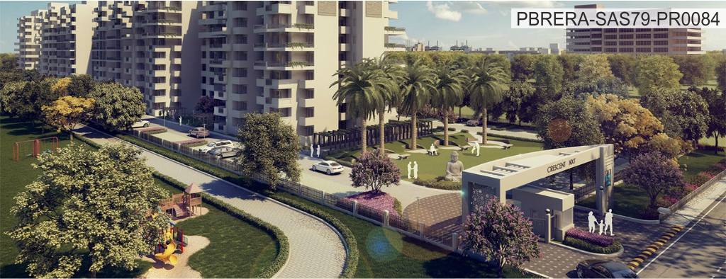Ready to Move Flats in Zirakpur – 2 BHK, 3 BHK & 4 BHK Luxury Flats